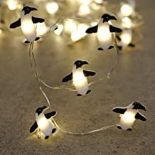 penguin outdoor christmas lights