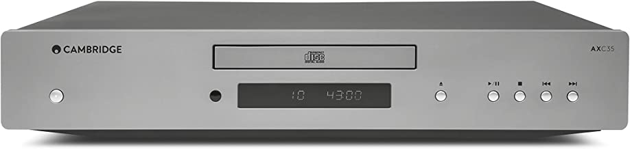 Cambridge Audio DacMagic AXC35 Single-Disc CD Player with High Performance Wolfson DAC and Remote Control