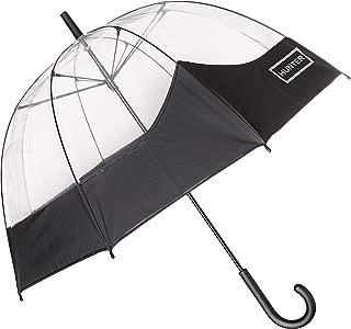 hunter bubble umbrella black