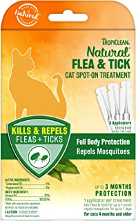 Best is tropiclean flea and tick spray safe for cats Reviews