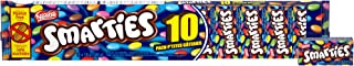 SMARTIES Snack Size (Pack of 10) Canadian import - Nestle