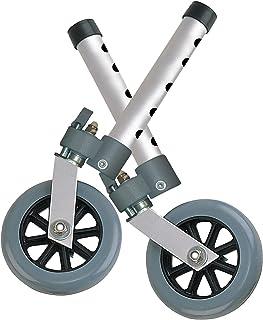 Drive Medical Swivel Lock 5 Walker Wheels