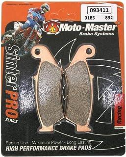 Color : 4pcs Motocicleta Delanteras Pastillas de Freno//Ajuste for 690 Duke R SM//Fit for Prestige SMR SMC 950 Supermoto 990 Superduke R T SM-T SMR