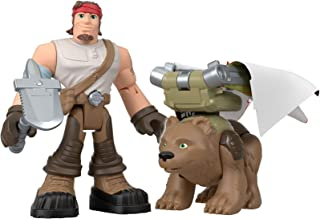 Fisher-Price Rescue Heroes Beau Hemian & Dakota Figure Set