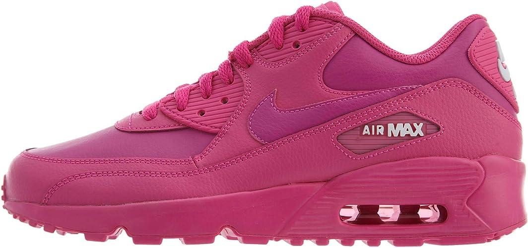 Nike Air Max 90 LTR (GS), Chaussures d'Athlétisme Femme