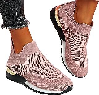Basket femme mode chaussures de Sports Respirantes athlétique baskets chaussures de course légères fitness sneakers,chauss...