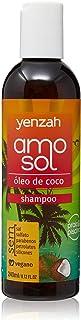 Shampoo Amo Sol, Yenzah, Transparente