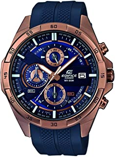 Casio Men's Dial Resin Band Watch - EFR-556PC-2AVUEF