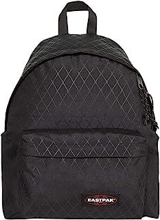 Eastpak EK62055V Mochila Nylon Negro - Mochila para portátiles y netbooks (Nylon, Negro, Estampado, Mujeres, 300 mm, 180 mm)