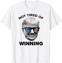 tired of winning t shirt