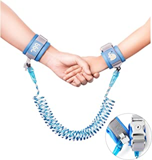 Teekland Anti Lost Wrist Link,Safety Wrist Link Child Safety Harness,Child with