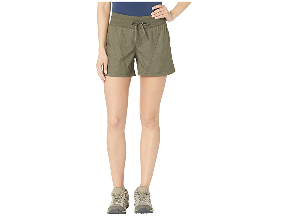 The North Face Aphrodite 2.0 Shorts (New Taupe Green Heather) Women