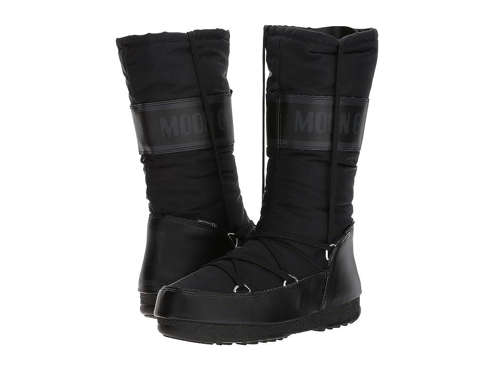 Tecnica Moon Boot Soft Shade WP (Black) Women
