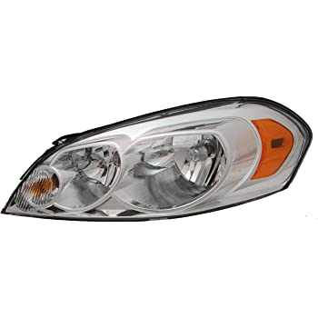 TYC 20-6822-01-1 For CHEVROLET Aveo Left Replacement Head Lamp