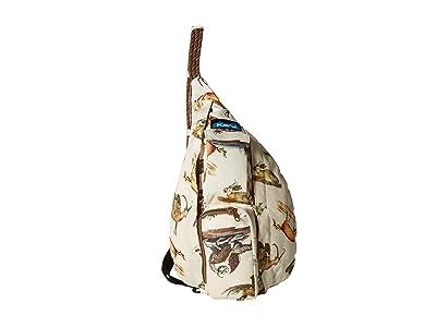 KAVU Mini Rope Sling (Day Menagerie) Sling Handbags