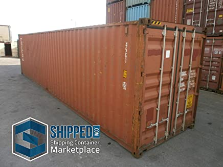 New Used Shipping Containers For Sale At Shipped Com >> Shipped Com Amazon Com
