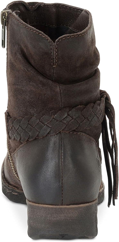 B.O.C. Frauen Abernath Geschlossener Zeh Leder Fashion Stiefel Braun Groesse 7.5 US  38.5 EU    Große Klassifizierung