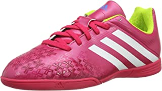 Predito LZ In J - Zapatillas de fútbol sala para niño, color rosa / blanco / limón