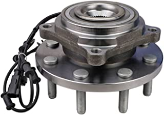 CRS NT590467 New Wheel Hub Bearing Assembly,Front Left (Driver)/ Right (Passenger), for 2012-2013 Dodge Ram 3500, Ram 2500/3500, 4WD