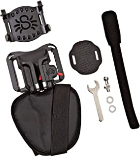 Spider Holster Black Widow Backpacker Kit