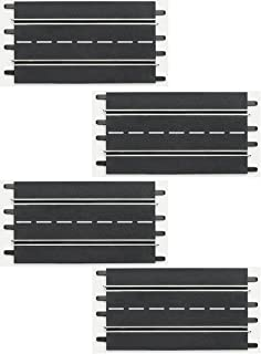 Carrera 20509 Standard Straights Track Extension Pack for Digital 124/132, Evolution Slot Car Race Set (4 pcs)