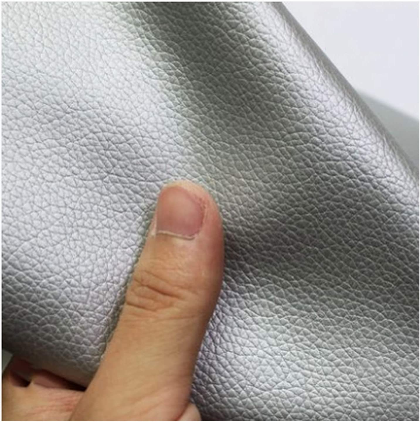 ZDFTCW Faux Many popular brands Suede Fabric Leather X - Half 70% OFF Outlet Metre 50cm