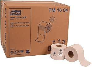 Tork TM1604 Universal Bath Tissue Roll, 2-Ply, 3.9
