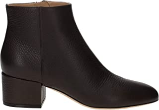 SERGIO ROSSI Luxury Fashion Womens A78330MMVR092398 Green Ankle Boots | Season Outlet