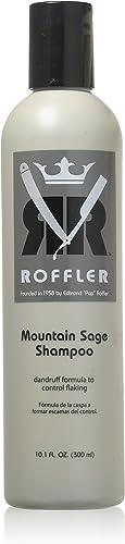 discount Roffler Mountain lowest Sage Shampoo, 10.1 Fluid outlet online sale Ounce online sale