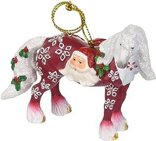 Westland Giftware Horse of a Ornament, Santa Claus