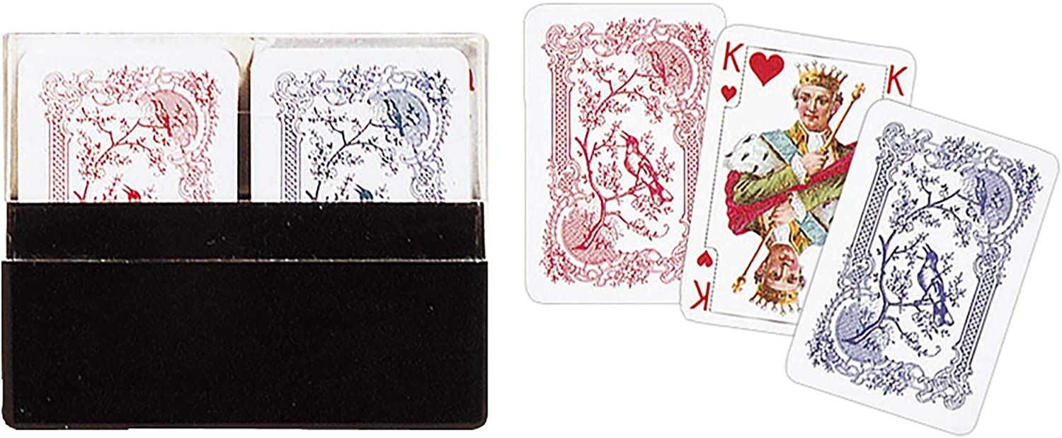 Gibsons Games Piatnik Miniature Patience Cards Deck Double Be super welcome - Max 65% OFF