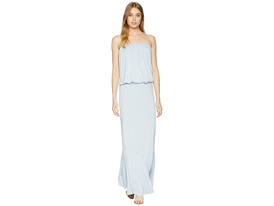 Young Fabulous & Broke Sydney Maxi (Powder Blue Solid) Women
