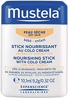Mustela Nutri-Protective Hydra-Stick with Cold Cream, Piece of 1