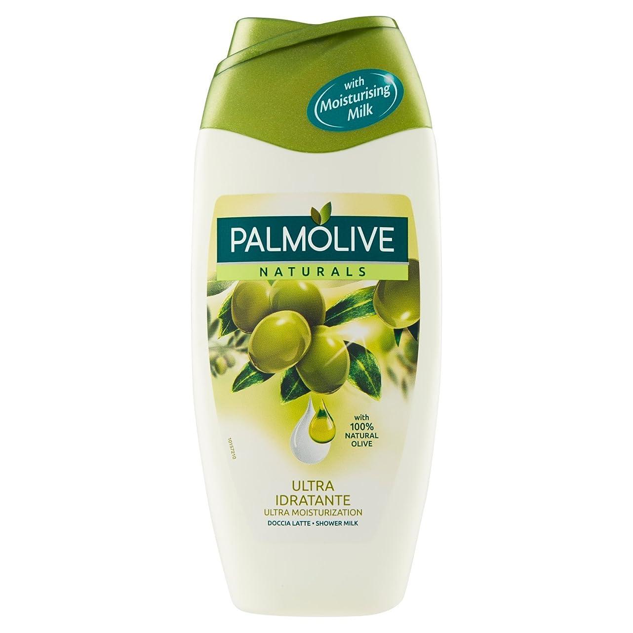 すべきレンジアピールPalmoliveシャワージェルNaturalsオリーブミルク250?ml