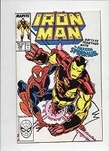 IRON MAN #234, NM- Tony Stark, Spider-Man, 1968 1988, more IM in store, Marvel