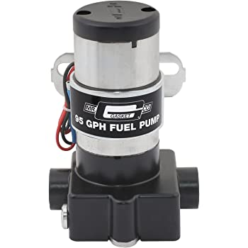Gasket 105P Electric Fuel Pump for Holley Carburetor 105 gph with Regulator Mr