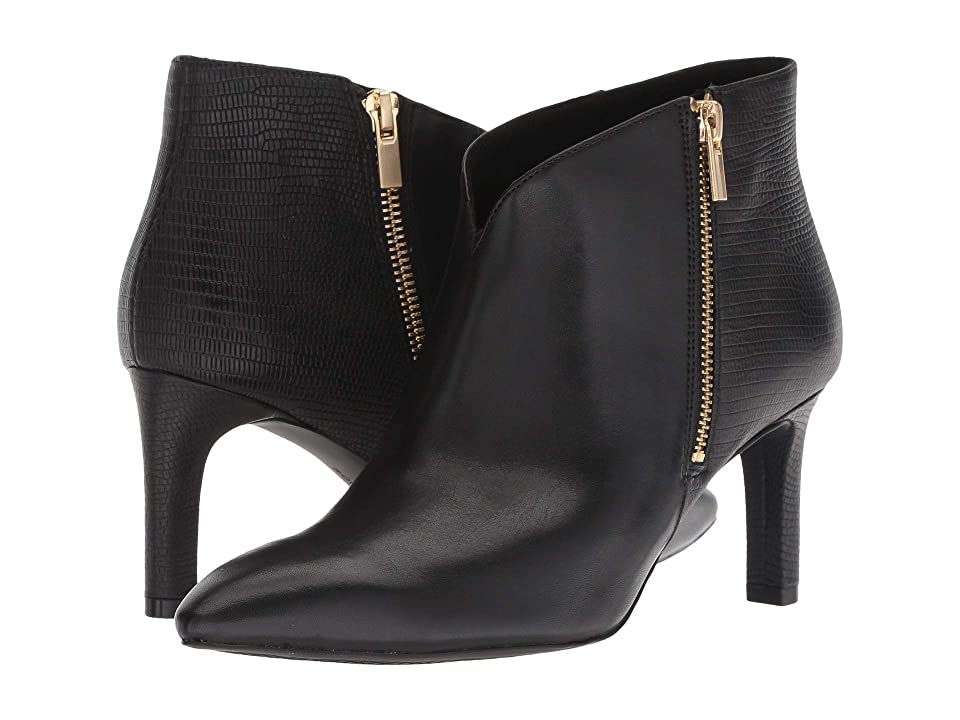 Rockport Total Motion Valerie Luxe Boot (Black) Women