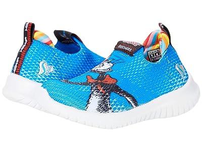 SKECHERS KIDS Sport Dr. Seuss Ultra Flex You Are You 314991N (Toddler) (Blue/Multi) Girl