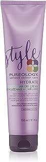 Pureology | Hydrate Air Dry Leave-in Cream | Lightweight Styler | Vegan | 6.8 oz.