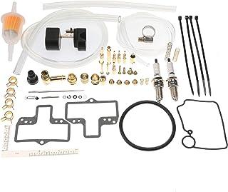 imUfer Carburetor Rebuild Repair Kit for Mikuni HSR42/45 Smoothbore KHS-016 Harley 1999-2006