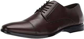 Kenneth Cole Reaction Men's Eddy BRG Lace Up Ct Oxford