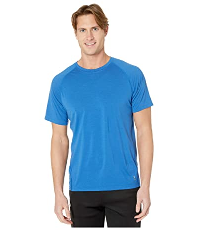Smartwool Merino 150 Baselayer Short Sleeve (Light Alpine Blue) Men