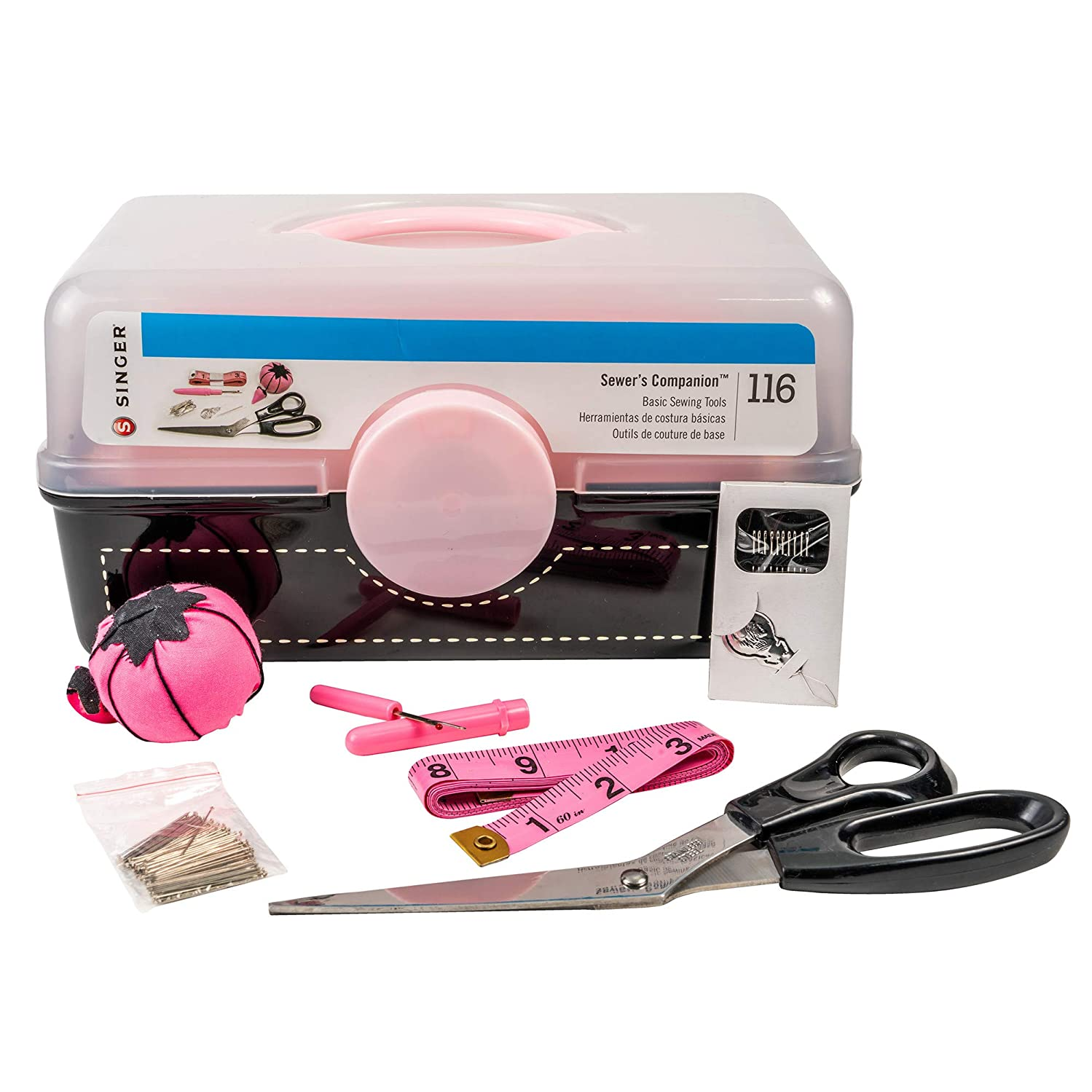 SINGER 60207 Sewer's Companion Sewing Kit