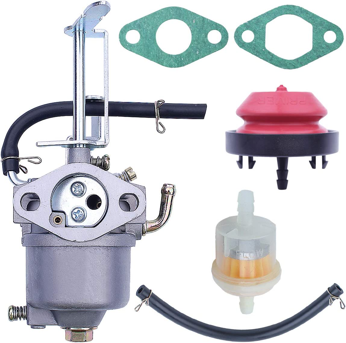Adefol 418ZR Snow Sales Blower Carburetor Fuel Line Parts S for Clearance SALE! Limited time! Filter