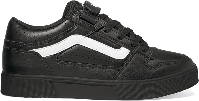 Amazon.com: Vans BMX Zapatos Warner DH Negro : Ropa, Zapatos y Joyería