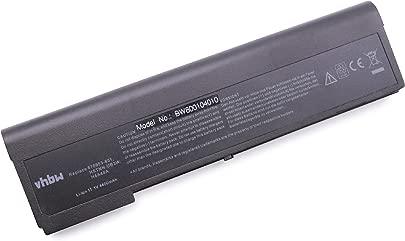 vhbw Akku schwarz passend f r HP EliteBook 2170p Laptop  Notebook  3700mAh  11 1V  Li-Ion