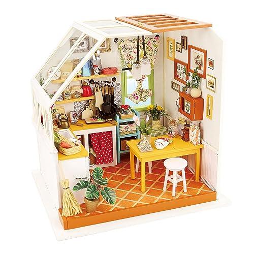 Diy Miniature Rooms Doll House Amazon Com