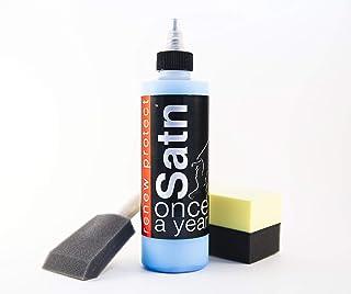 SATN • Permanent PROTECTANT - Restorer Plastic and Vinyl, Renew Color, Prevents Tire Dry Rot - Weatherproof, UV Block, Dry...