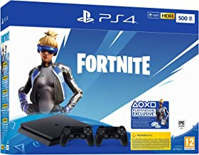 PlayStation 4 - 控制台 Fortnite Edition