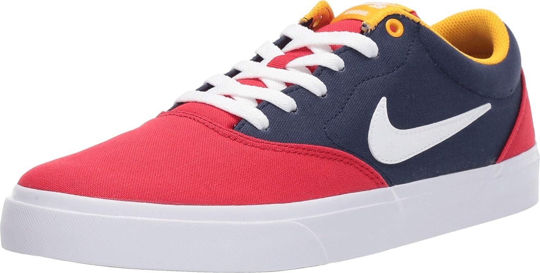 Amazon.com | Nike Charge Unisex Skate Lace-up Shoes (9.5 ...